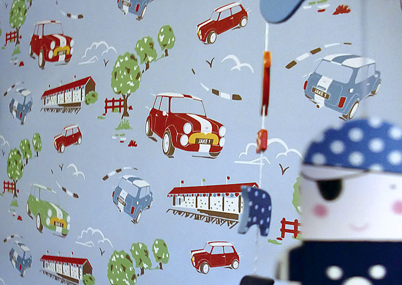 Style Statement Tentspitch - Boys car wallpaper designs